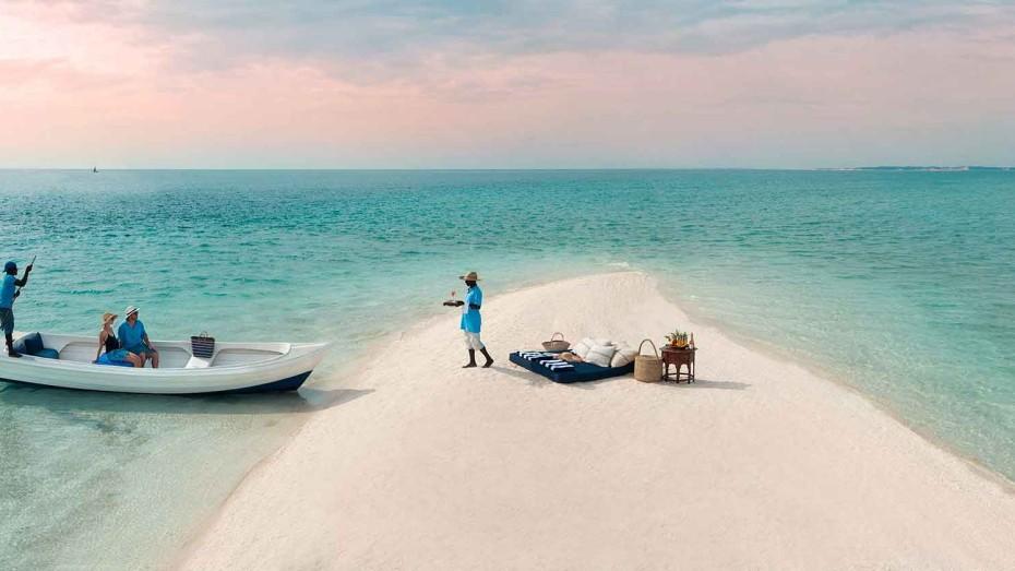 Bahia Mar Boutique Hotel : Luxe et plage paradisiaque au Mozambique