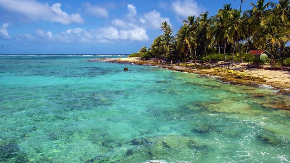 Colombie :  îles paradisiaques de San Andres et Providencia