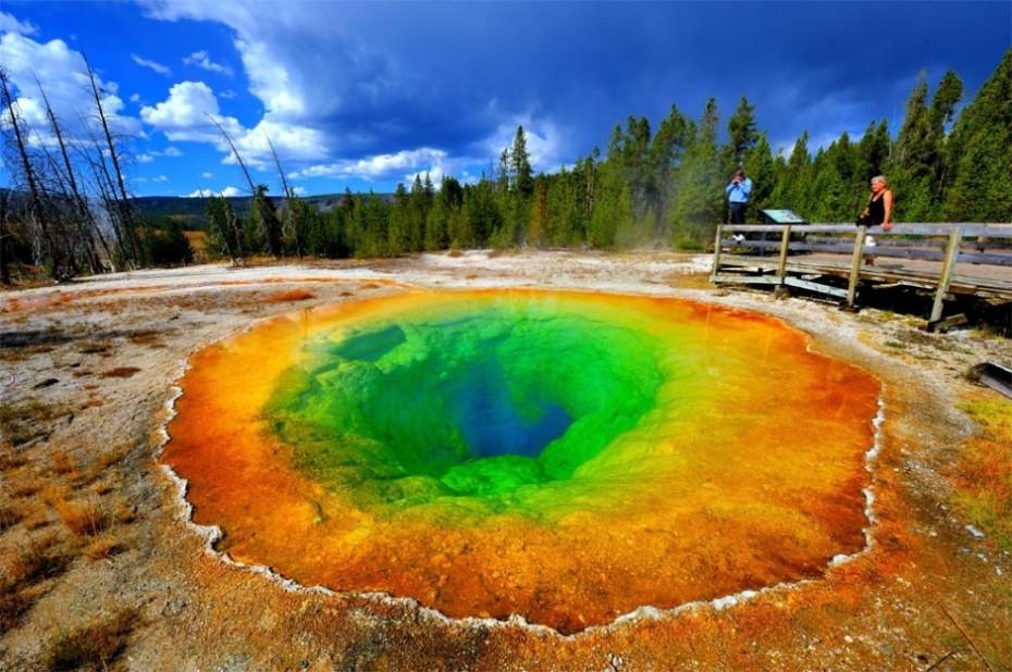 Morning-Glory-Pool-Parc-national-de-Yellowstone-Wyoming