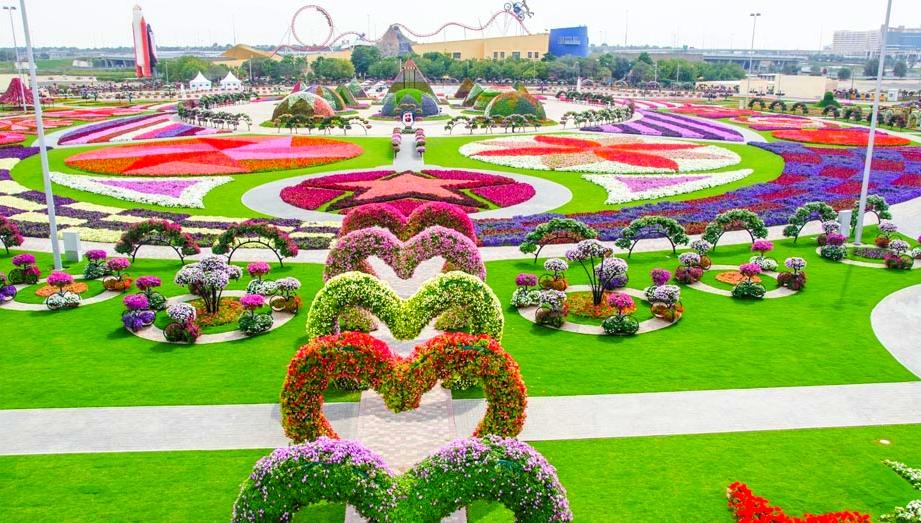 Les 15 plus beaux jardins du monde où flâner en lune de miel