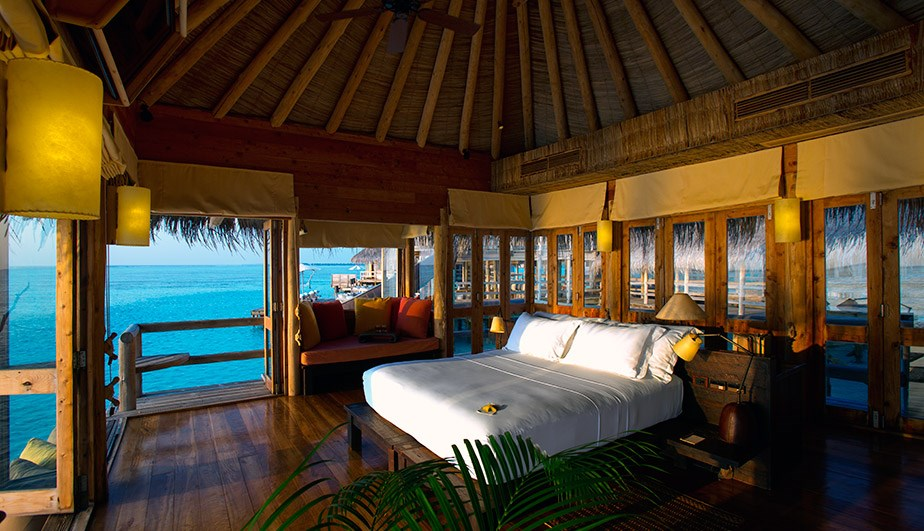 L 39 h tel gili lankanfushi aux maldives grand luxe et vie for El mejor hotel de islas maldivas