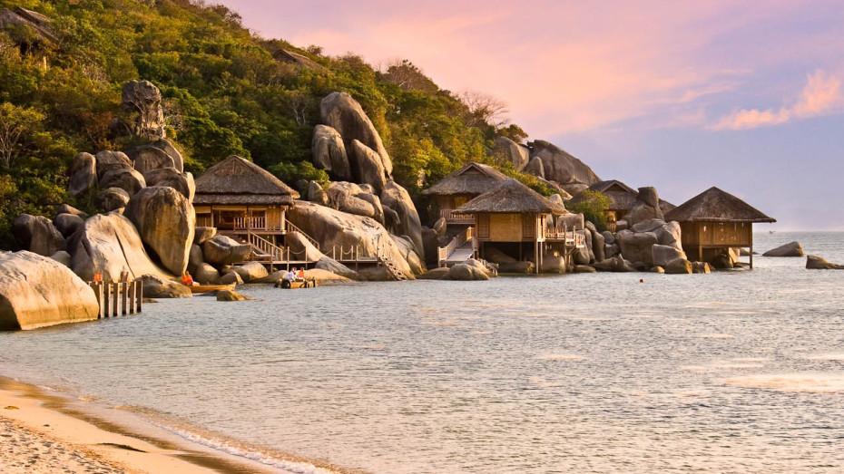 Le Six Senses Ninh Van Bay : luxe et plage dans la Baie de Nha Trang