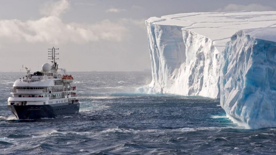 Antarctique: croisière aux confins du globe