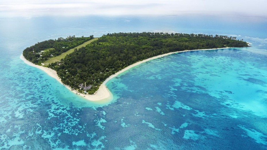 Seychelles : Escapade sur l'île privée de Denis Island