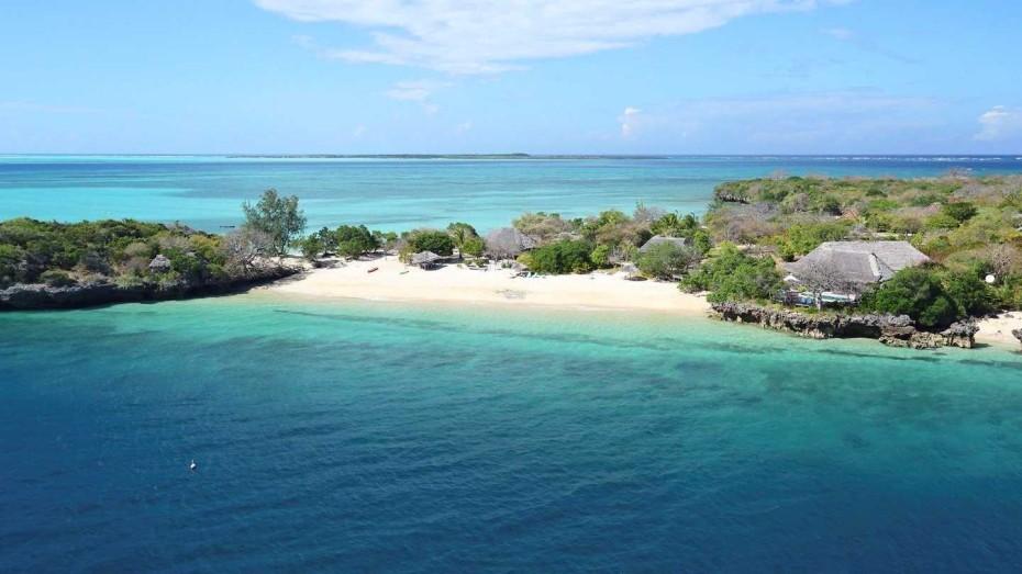 Quilalea : Île paradisiaque au Mozambique dans l'archipel de Quirimbas