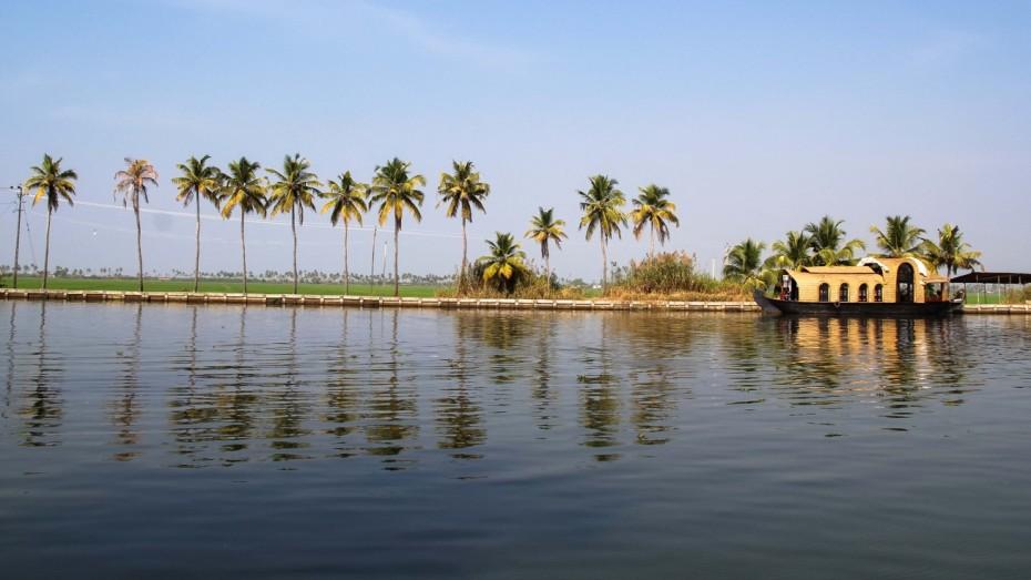 Inde: Croisière, thé et plage au Kerala