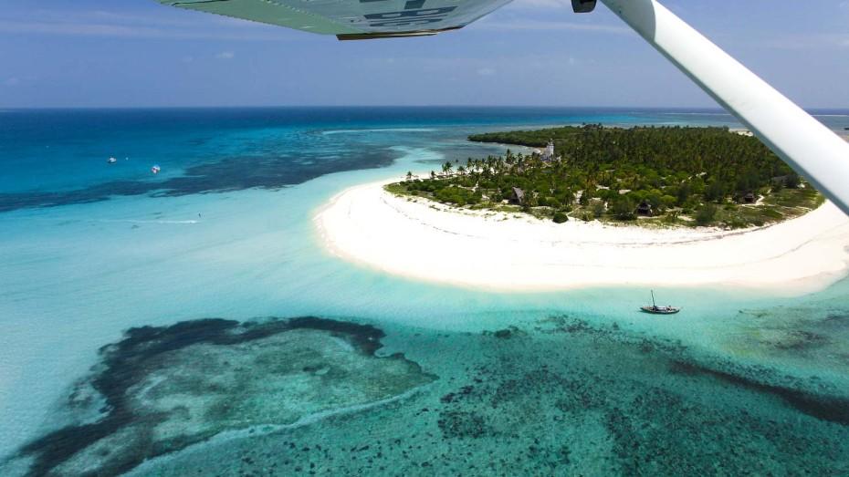 Fanjove en Tanzanie : Escapade paradisiaque sur l'île de Robinson