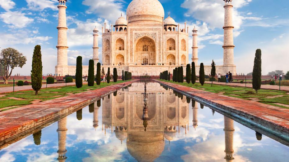 Du Taj Mahal à Varanasi: Descente de la Vallée du Gange