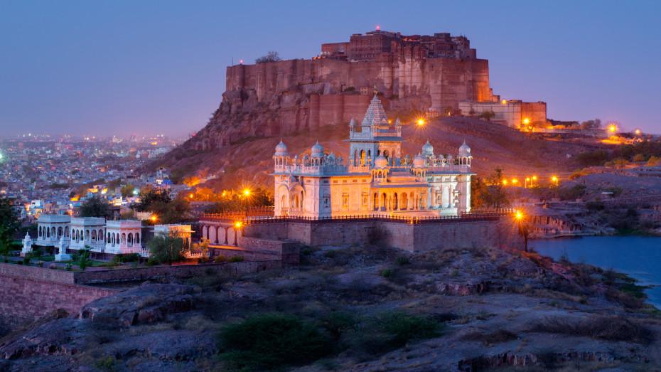 Du Taj Mahal à Udaipur: À la découverte des splendeurs du Rajasthan