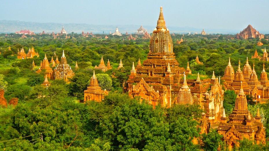 Croisières, cités perdues et plage en Birmanie