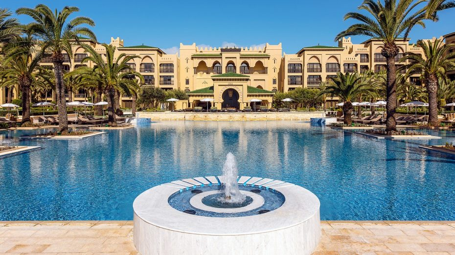 Maroc: paradis oriental à l'hôtel Mazagan