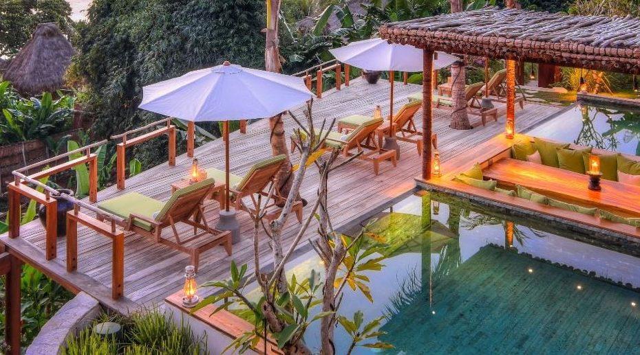 Indonésie: Séjour dans le «Meilleur Hôtel du Monde»