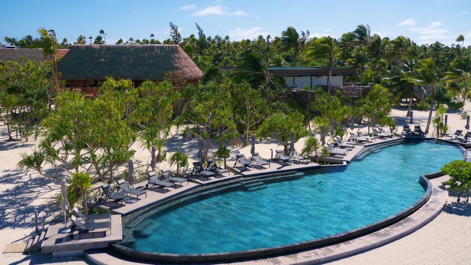 Le Brando en Polynésie: Resort de luxe et île privée